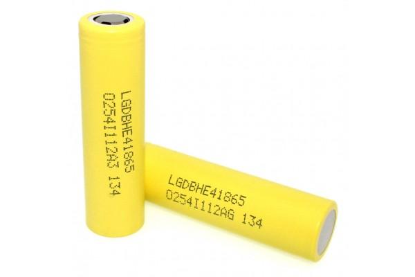 LG 18650HE4 (35A) 2500mAh