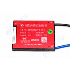 BMS 16s LiFePo4 3.6v 35A discharge 35A charge