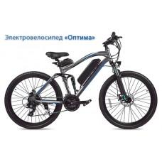 Elcust Электровелосипед Оптима